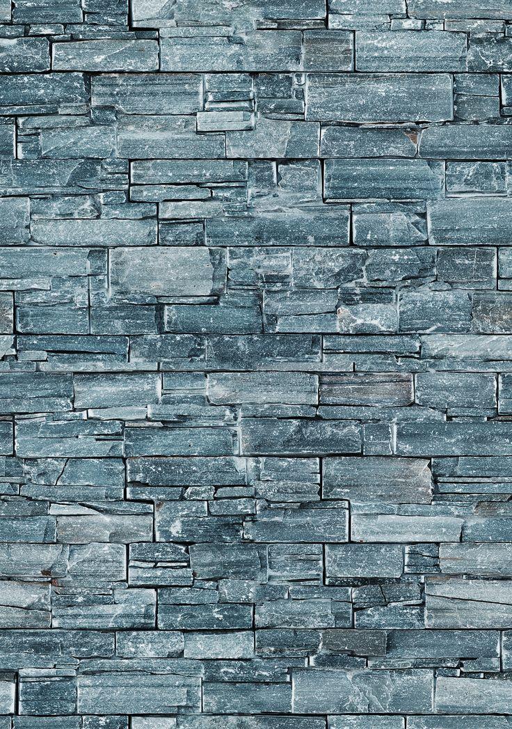 Dark Stone Tile Texture