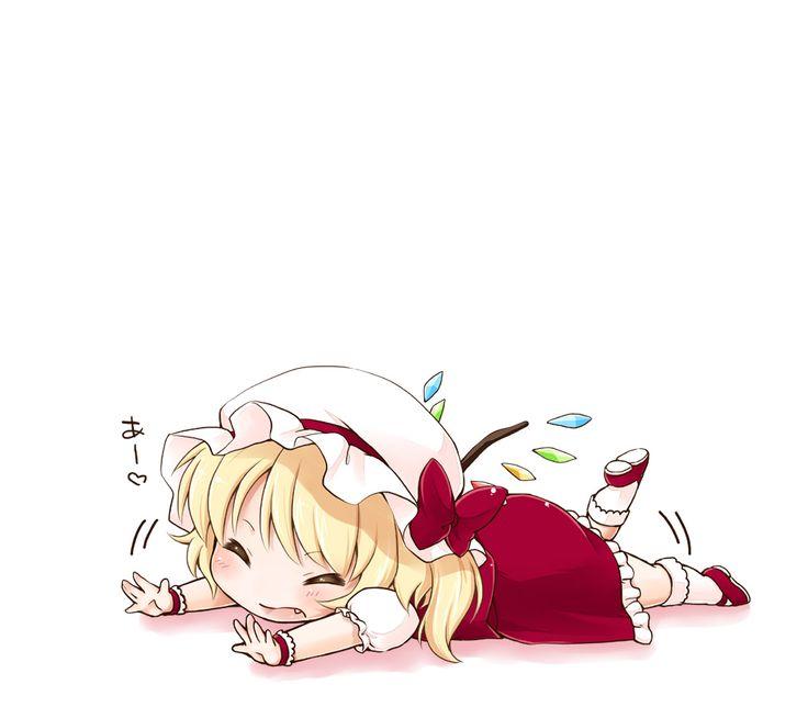 /Flandre Scarlet/#903822 - Zerochan