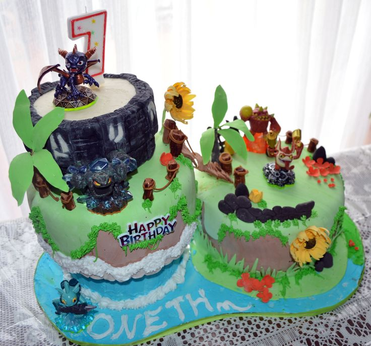 26 best Skylanders Birthday Party images on Pinterest Skylanders
