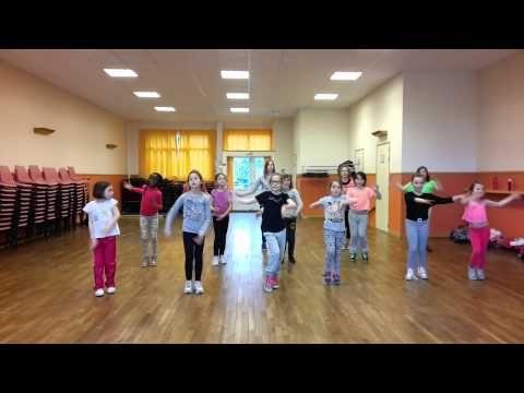 Danse brésilienne
