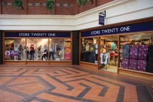 Store Twenty One falls into compulsory liquidation