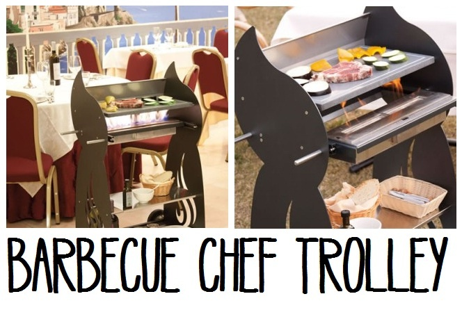 Chef Trolley