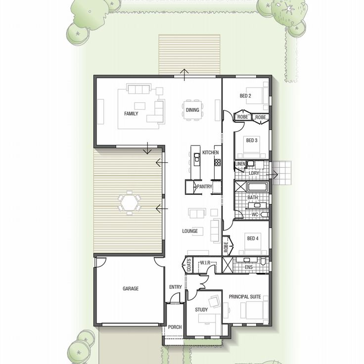 Best 25 two storey house plans ideas on pinterest 2 Outdoor living floor plans