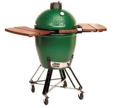 Review of the Big Green Egg Large: Big Green Egg - Large