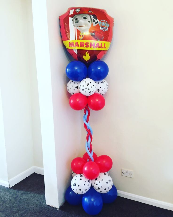 Balloons by Wish Upon a Venue Dresser