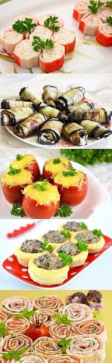 Cook Good - лучшие рецепты  ТОР - 10 Рецептов приготовления замечательных закусок