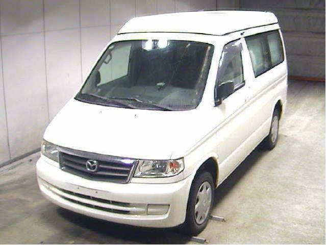 FACELIFT MAZDA BONGO FREETOP 6 7 8 SEATER BUS CAMPER VAN MOTORHOME * ONLY 71K