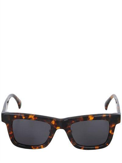 ADIDAS ORIGINALS BY ITALIA INDEPENDENT - СОЛНЦЕЗАЩИТНЫЕ ОЧКИ ЛИМИТИРОВАННЫЙ ВЫПУСК - Солнцезащитные очки - BROWN HAVANA - LUISAVIAROMA