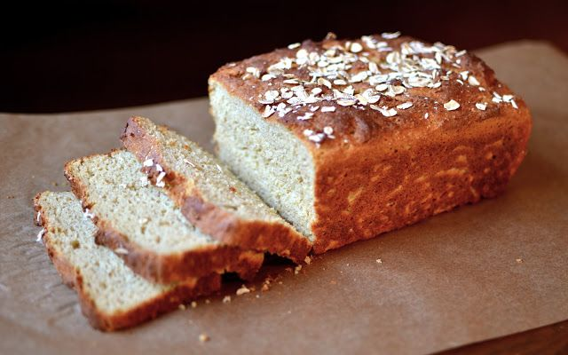 Paleo Honey Of An Oatmeal Bread