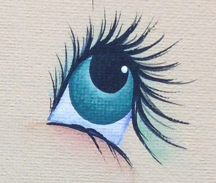 This Download is a 9 pg. packet that contains thestep-by-stepTechnique for painting basic eyes by artist and teacher Shelley Long. It includes pictures and illustrations that will help you learn to paint basic eyes for your ceramic projects. This packet focuses on the basic shape straight ahead looking eye, but teaches you what you need to know to branch out and be creative. Most importantly, you will learn the step-by-step process for creating beautiful eye lashes.