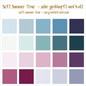 Soft summer (12 er)