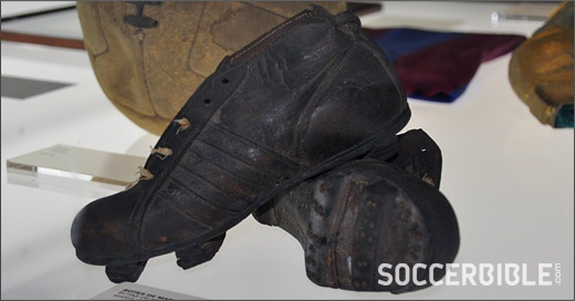 A Football Boot Retrospective - Vintage Boots Gallery