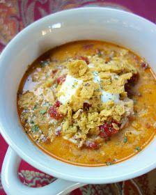 Plain Chicken: Chicken and Corn Chowder