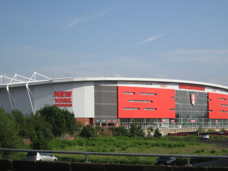 The home of Rotherham United F.C.  #RePin by AT Social Media Marketing - Pinterest Marketing Specialists ATSocialMedia.co.uk