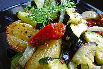 Mediterranes Gemüse aus dem Kombi-Dampfgarer, ein schmackhaftes Rezept aus der Kategorie Dünsten. Bewertungen: 4. Durchschnitt: Ø 3,5.