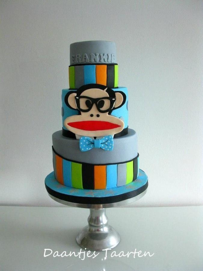 Paul Frank cake