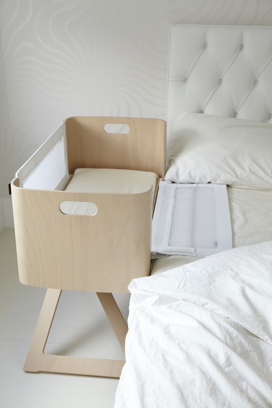The ultimate in co-sleeping, the Bednest baby bassinet bedside sleeper is attractive and versatile. Free delivery available from Birth Partner.