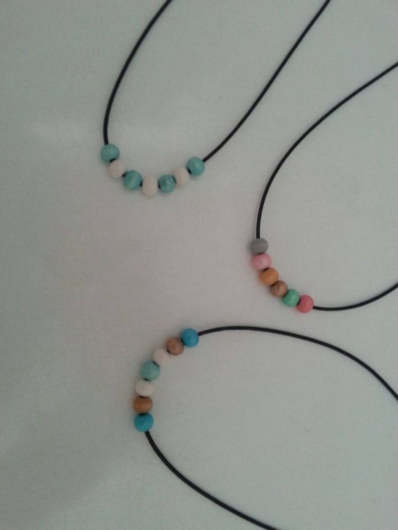 Check out this item in my Etsy shop https://www.etsy.com/au/listing/510771269/gorgeous-pastel-wooden-beads-on-soft