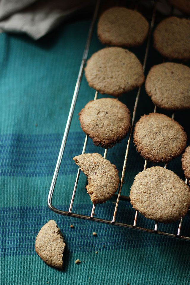 Cardamom Amaranth Cookie | Love Food Eat