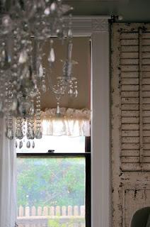 Love the shade!  LaurieAnna's Vintage Home