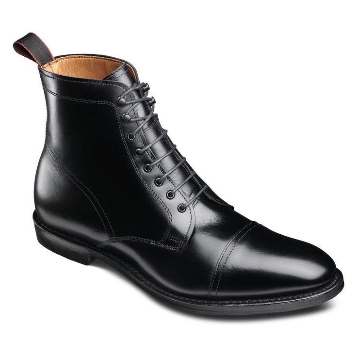 NWT! Ladies ARIZONA BOOTS DYLAN Size 7M BLACK/COGNAC Retail . New in Box