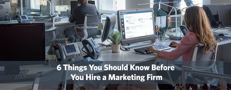 Wondering if you should hire a marketing firm? It's important to put your marketing in the right hands. Use these tips to make the right decision.
