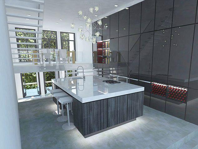 ontwerp met kelder - architect kelder amsterdam