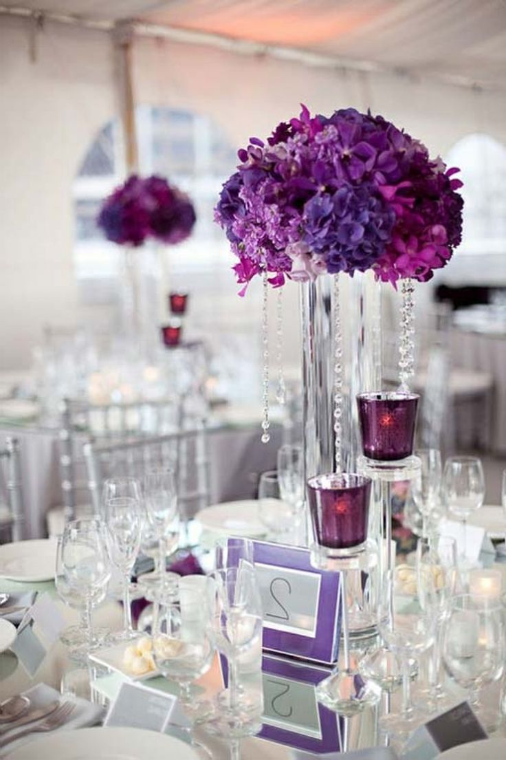 Nice Inexpensive Wedding Centerpiece Ensign - The Wedding Ideas ...