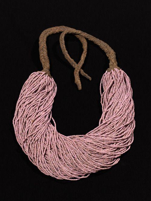 Trade Bead Necklace Democratic Republic of Congo - 19th century