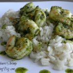 Pioneer Woman Cookbook Review and Giveaway/ Chimichuri Shrimp with Zesty Lime Rice | Cooks with Cocktails