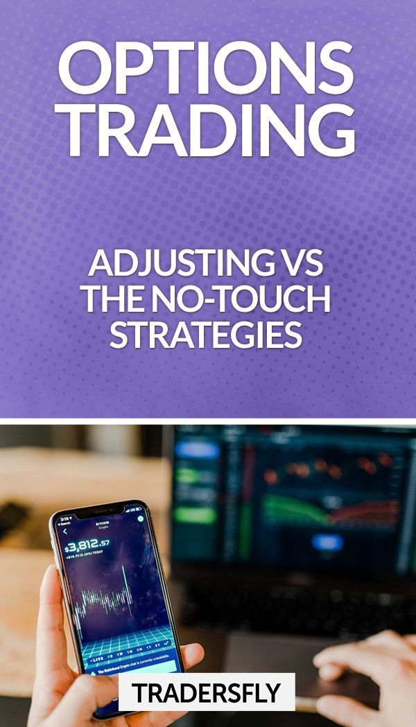 Adjusting Versus No Touch Strategy In Trading Options Which One