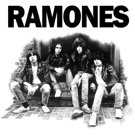 Estampa para camiseta Ramones 002132