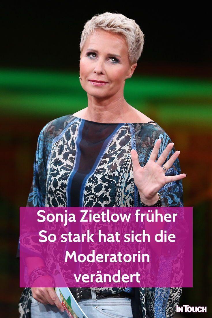 Sonja Zietlow Fruher Ihre Starke Veranderung Trotz Botox In 2020 Sonja Zietlow Dschungelcamp Deutscher Promi