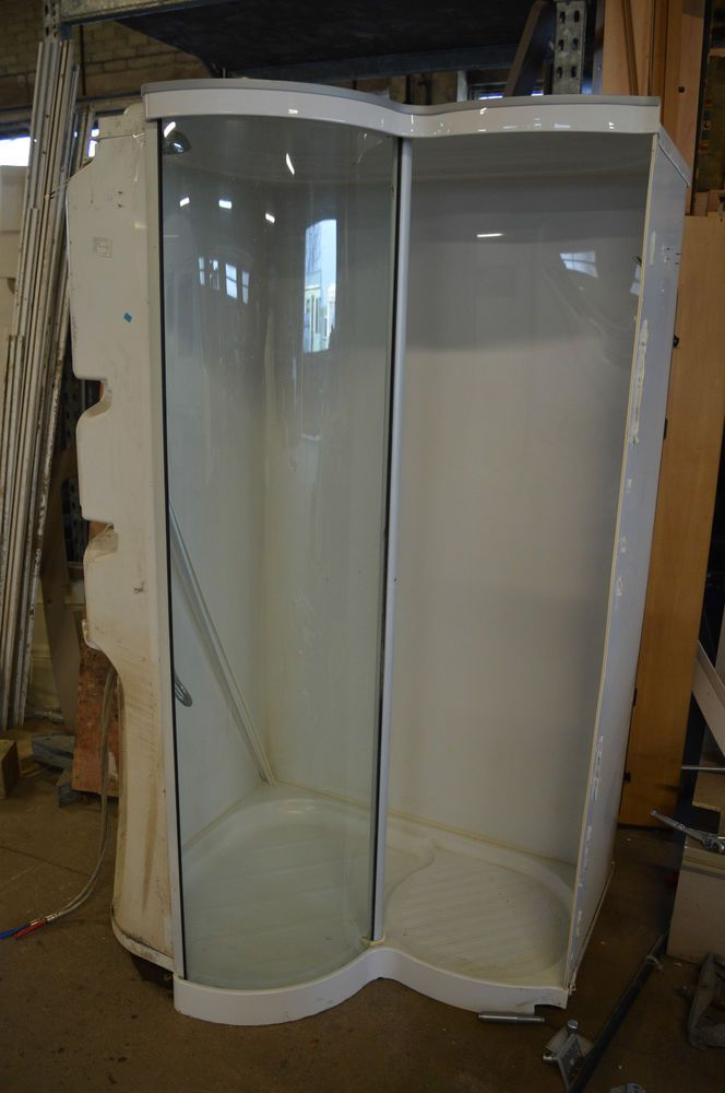 Caravan Shower Unit Cubicle Ideal For Camper Conversion