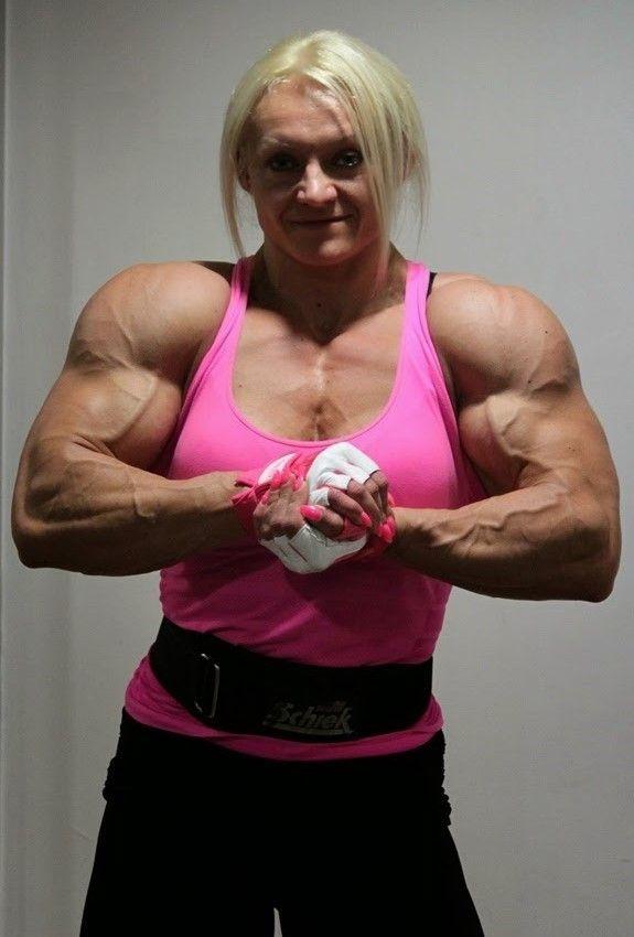 female athlete steroid users
