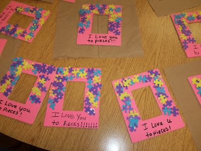 Mother's Day Gift Craft/Project - EASY!