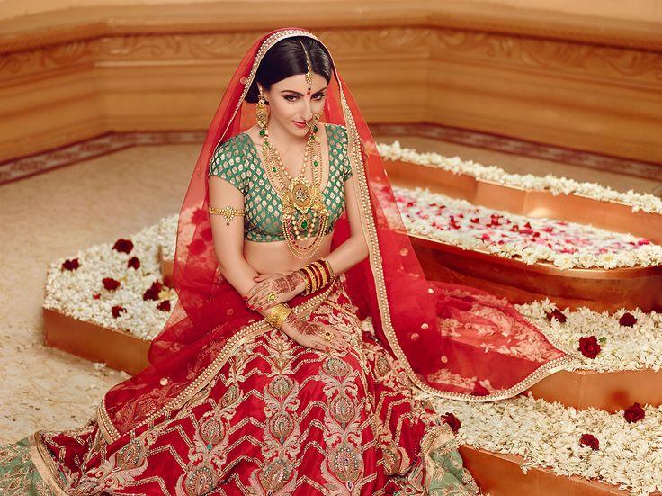 North Indian Hindu Bride