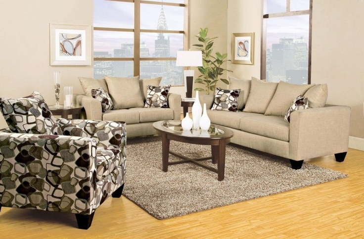 $833 Cayman Sofa Collection / Linen