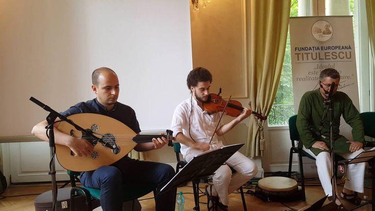 Tatar lullaby - Anton Pann Ensemble & Elmas Mehmet