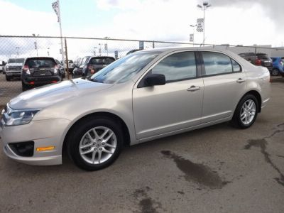 2010 Ford Fusion located at our South Edmonton location.