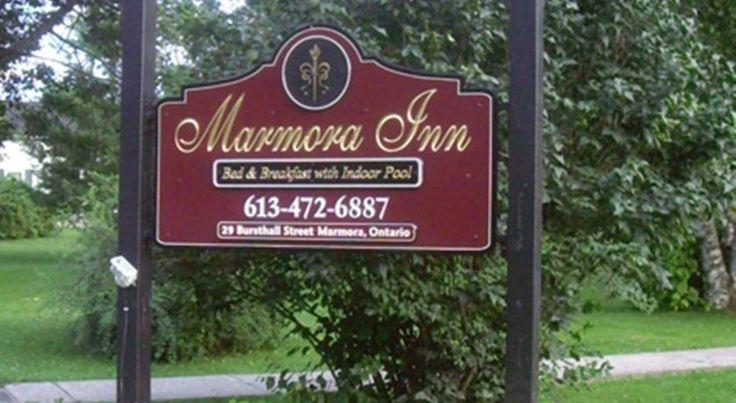 Marmora Inn , Marmora, Ontario, Canada - Between Toronto and Ottawa!