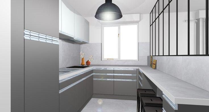 les 83 meilleures images du tableau il tait une cuisine sur pinterest cuisines ambiance. Black Bedroom Furniture Sets. Home Design Ideas