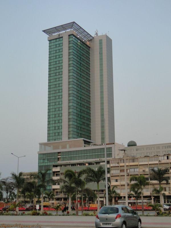 Aquí me hospedé en la Gira! Hotel Presidente en Luanda, Luanda