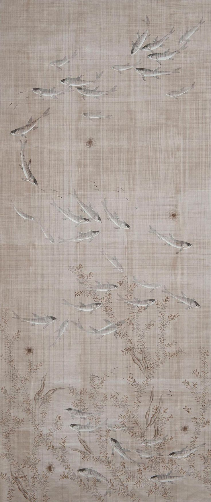 pleasure of fishes | Fromental