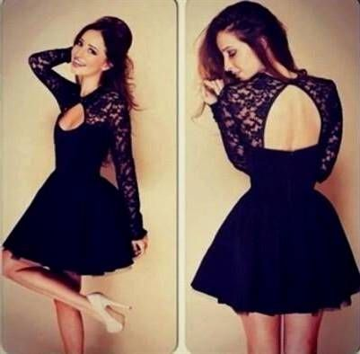 Awesome party dresses for teenage girls with sleeves 2017-2018 Check more at http://newclotheshop.com/dresses-review/party-dresses-for-teenage-girls-with-sleeves-2017-2018/