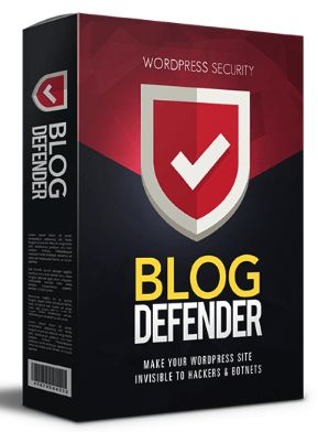 Blog Defender 2018 Security By Matt Garrett is best security wordpress plugin that helps you to secure your blog against hackers, and protect all the subsequent sites with easily lock down your wp blog to prevent 99% of hacks  #blogdefender #blogdefender2018 #wordpress #sites #website #plugin