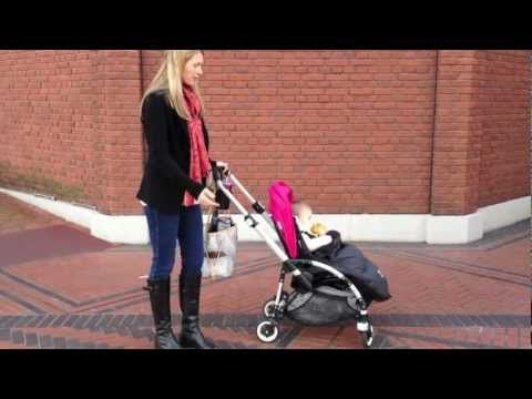 6 Reasons for Loving the Bugaboo Bee - Stroller Reviews in Tokyo - YouTube