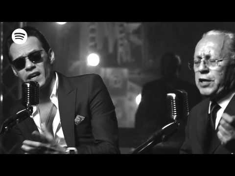 Deje de amar featuring Marc Anthony & Felipe Muñiz