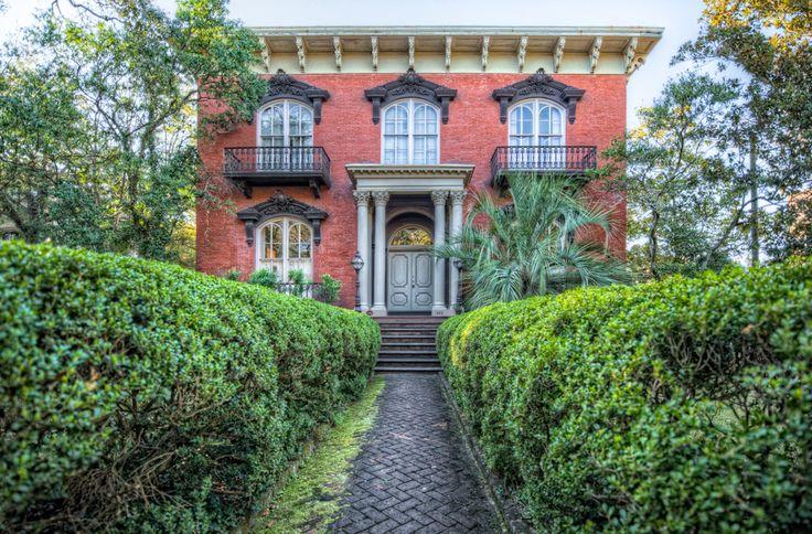 The Mercer House | Savannah GA Attractions