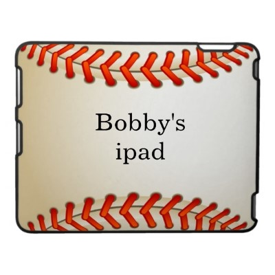 Show off your signature style with an ultra-tailored Speck Products® brand case for your iPad. Combining luxury with uncompromised protection, this sleek hard plastic case is covered with an easy-to-grip fabric that is richly printed with your favorite design.  #ipadcase #ipadcover #baseball #sports #baseballseems #ipad #zazzle #kreatr